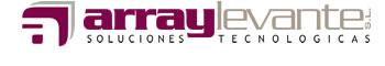 Array Levante - Informática, programación y servicios -
