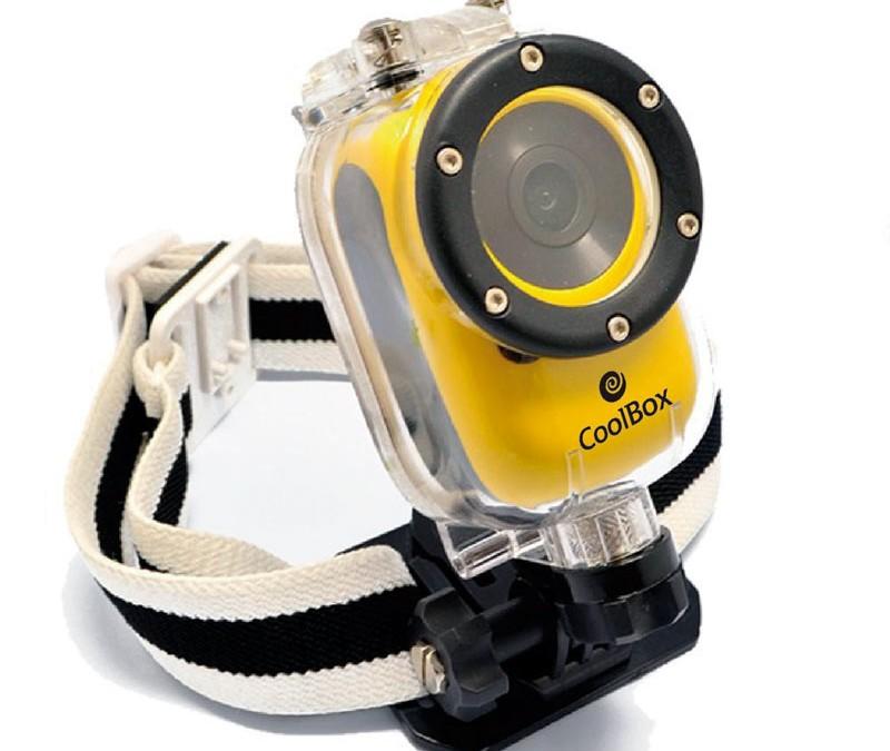 Video cámara deportiva sumergible Coolbox HD2W