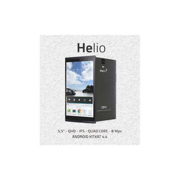 Smartphone Dpa Helio + funda tipo libro + power bank por sólo 169.95€