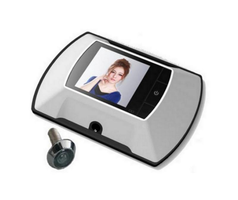 TAMTAM TTMD24 Mirilla Digital RGB 100º LCD 2.4″