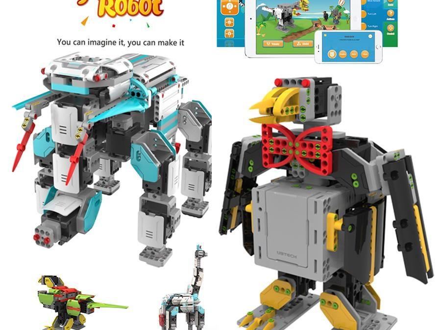 Robot Educativo Midland  Jimu Explorer 372 piezas