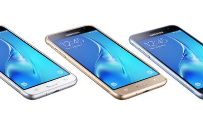 Samsung Galaxy J3 sólo 157,90€