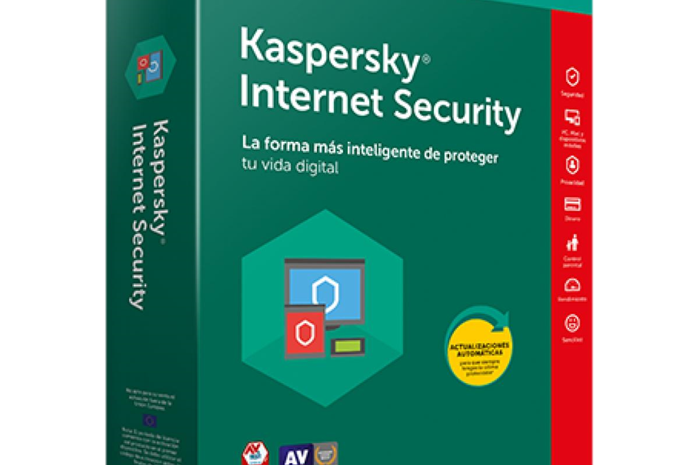 Kaspersky Internet Security por sólo 19.90€