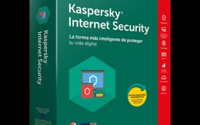 Kaspersky Internet Security por sólo 19.90€