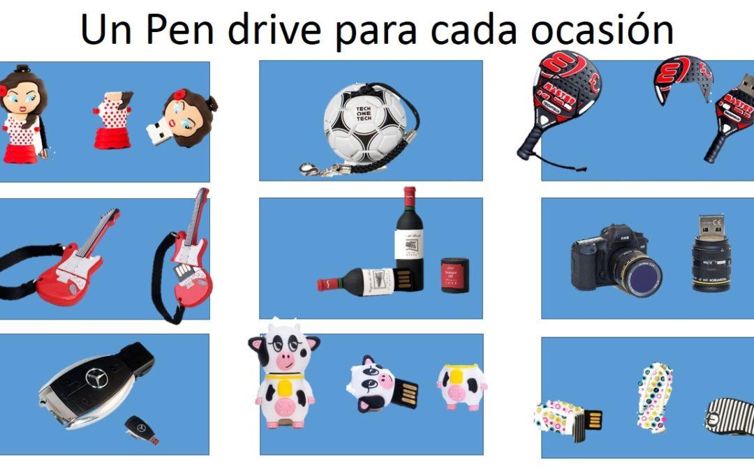 Un Pen drive para cada ocasión