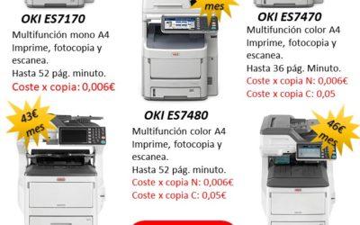 Ahorra en coste de impresión